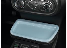Renault Twingo 2014 - .. opbergvak met klep blauw 969256853R